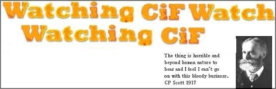 Watching CiFWatch Watching CiF