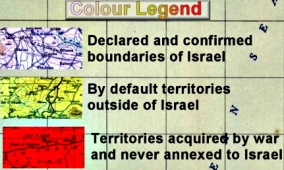 Territories acquired by war and never legally annexed to Israel