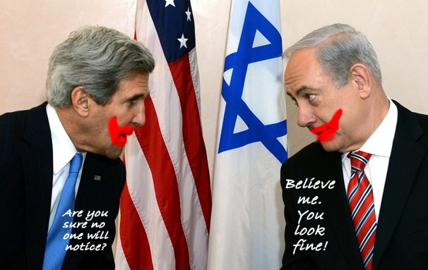 kerry is just another us politician
