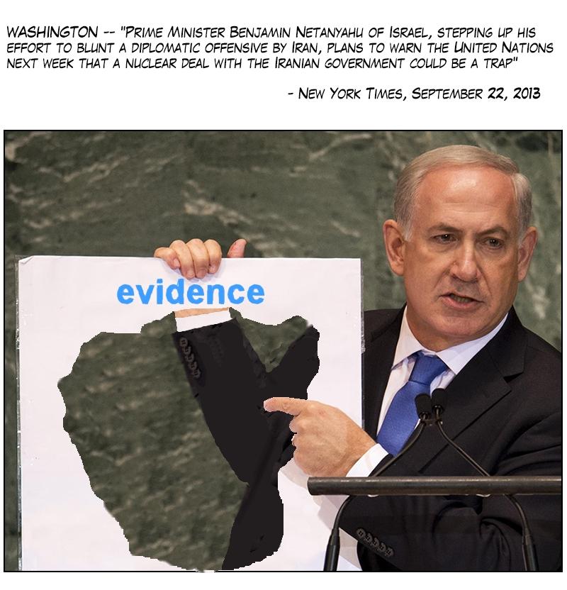 netanyahu UN 2013 02