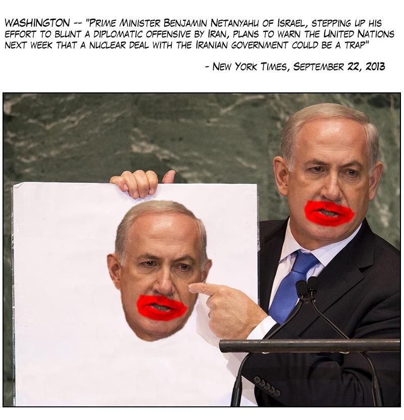 netanyahu UN 2013 03