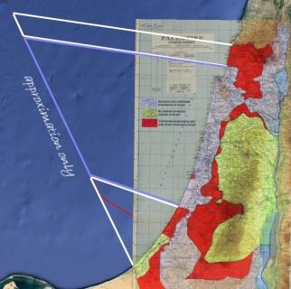 Palestinian maritime borders